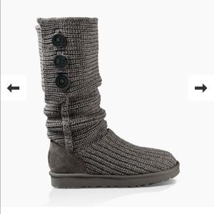 Ugg Classic Cardy Boot Size 8